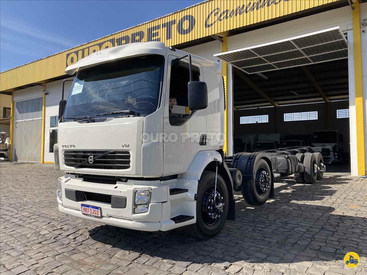CAMINHAO VOLVO VOLVO VM 260 Chassis BiTruck 8x2 Ouro Preto Caminhões LAGES SANTA CATARINA SC